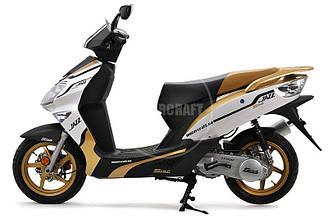 Макси скутер Soul Jazz 150cc (Storm) (2014)
