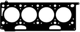 Прокладка головки блоку циліндрів (ГБЦ) Renault Trafic, Opel Vivaro, 1.9, Victor Reinz 61-36645-00 (1.25мм)
