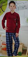 Флисовые пижамки для мальчиков