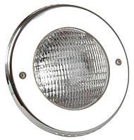 Лицевая панель прожектора Fitstar 300 Вт/12 В (PAR 56), кабель 2,5 м, исполнение нерж. сталь, фото 1