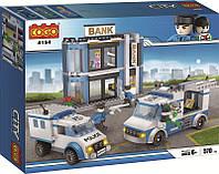 Конструктор COGO Ограбление банка 4154