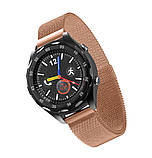 Миланский сетчатый ремешок Primo для часов Huawei Watch 2 - Rose Gold, фото 4