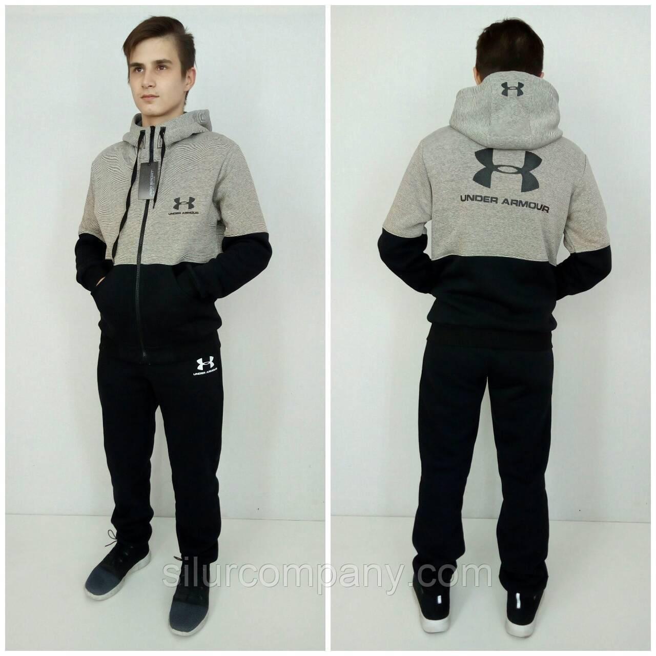 faef0da1f924 Подростковый спортивный костюм на флисе  продажа, цена в Киеве, в ...