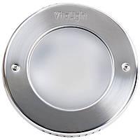 Лицевая панель прожектора Fitstar 2х60 Вт/12 В (PAR 56), кабель 2,5 м, исполнение нерж. сталь