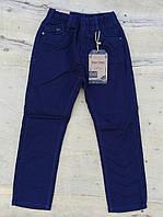 Теплые брюки для мальчика. Размеры:98,116,122