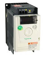 Частотный преобразователь 0,75кВт 240В 1ф ATV12 Schneider