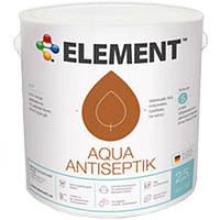 Антисептик Element Aqua махагон 2.5 л N50202269