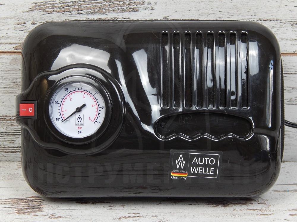 Автокомпрессор AUTO WELLE AW02-11