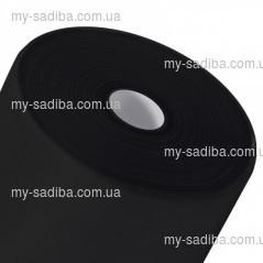 Агроволокно, черный, 50 г/кв.м.,ширина 1,6 м., фото 1