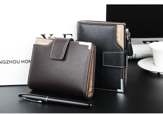 77d687a8770b Мужской кожаный кошелек портмоне Baellerry - Интернет-магазин Perfect Store  в Николаеве