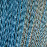 Нитяні штори, штори-нитки в хмельницькому Блакитний