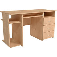 Стол компьютерный Грейд-Плюс 402-06-14 Клен-клен N80323962