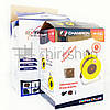 Удлинитель сетевой на катушке с выключателем, переноска, 3GX2.5mm, 4 розетки, фото 2