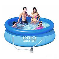 Надувной басейн intex 28112 Easy set 244 х 76 см.