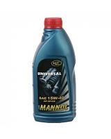 Масло моторное Mannol Universal 15w-40