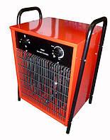 Переносной электрический обогреватель SPH 15 kW с пультом управления