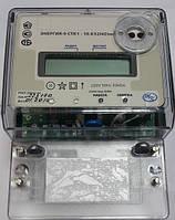 Электросчетчик Энергия-9 СТК1-10.K52I4Ztm 5-60А однофазный многотарифный, 2-х элем., датчик магн.поля