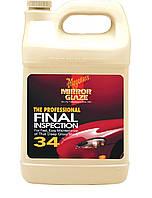 Мeguiar's M34 Final Inspection Очиститель универсальный, 3,78 л.