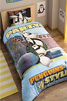 Постельное белье Tac Disney Penguins Party 160*220 подростковое