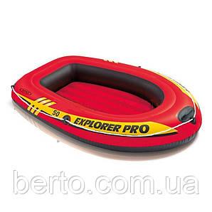 Intex 58354 Explorer Pro 50 надувная лодка