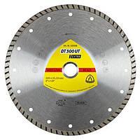 Диск алмазный Klingspor Турбо DT300UT 230x22.23 мм N20503946