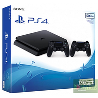 Sony PlayStation 4 Slim 500GB + DualShock 4 Version 2