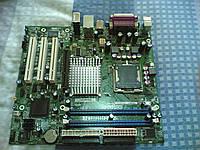 INTEL D865GSA / L (OEM) LGA775 < i865G > AGP+SVGA+LAN SATA MicroATX 2DDR