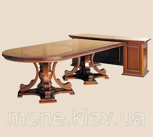 """Стол в кабинет """"Приставной"""" , фото 2"""