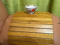 Деревянная накладка подлокотник дивана
