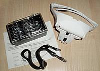 Бинокулярная лупа-очки с подсветкой, набор линз 1.0х, 1.5х, 2.0х, 2.5х, 3.5х