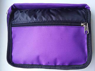 Чохол для Біблії (фіолетовий) Розмір: 16Х21 см