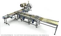Упаковочная машина QP-K-*B для упаковки вафель на ребре