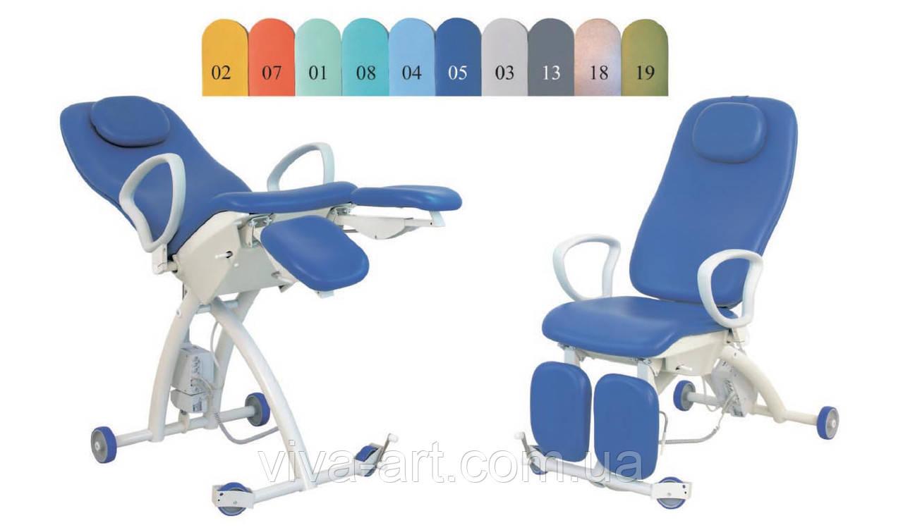 Подологичне кресло от итальянского производителя