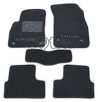 Двухслойные коврики Sotra Premium 10mm для Chevrolet Cruze