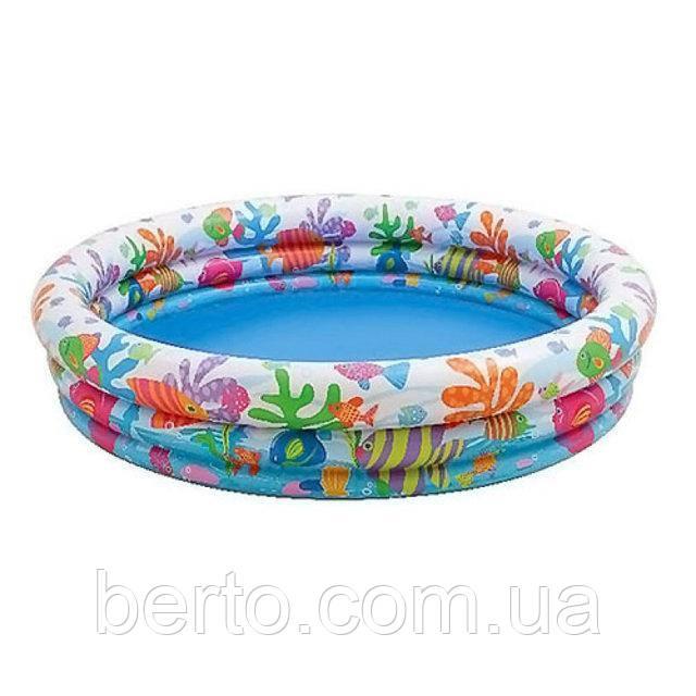 Надувний басейн дитячий інтекс 59431