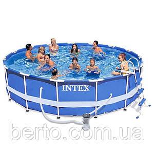 Каркасный бассейн Intex 28236 457 х 122 см
