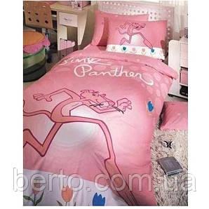 Постельное белье Tac Disney - Pink Panter   160*220 подростковое