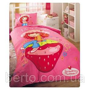 Постельное белье Tac Disney -Sweet Strawbery  160*220 подростковое