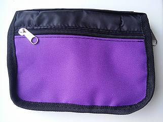 Чохол для Біблії (фіолетовий) Розмір: 13Х18 см