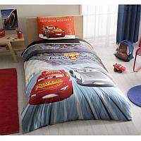 Постельное белье Tac Disney -Cars 3 160 220 подростковое на резинке 522981afa35ee