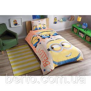 Постельное белье Tac Disney -Minions Bello 160*220 подростковое