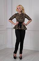Брючный женский костюм размеры 44-56, фото 1