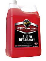 Мeguiar's D108 Super Degreaser Высокоэффективное обезжиривающее средство, 3,78 л.