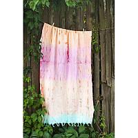 Полотенце пляжное Barine Pestemal - Rainbow Hippie 90*170