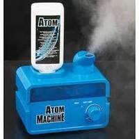 Ультразвуковой распылитель с очищающей жидкостью Атом VP1030.01 LEMON  / VP1038.01 MINT Atom machine Errecom