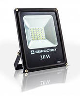 Прожектор ES-20-01 95-265V 6400K 1100Lm SMD ECO, фото 1