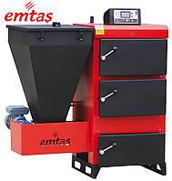 Пеллетный котел Emtas  EK3G/S-40, 47 кВт, ручной поджиг
