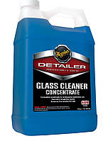 Мeguiar's D120 Glass Cleaner Concentrate Концентрат для очистки стекла, 3,78 л.