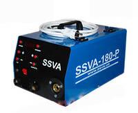 Cварочный инверторный полуавтомат SSVA 180PT плюс аргон