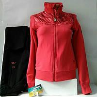 Женский утепленный спортивный костюм Maraton, Турция, размер 46.